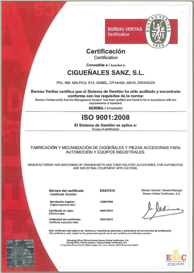 certificadog