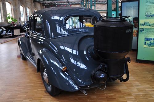 mercedes-gasified-car